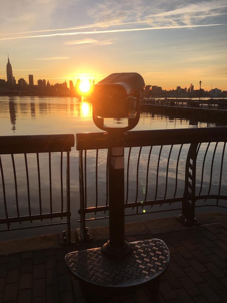NYC-sunrise